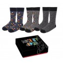3 Calcetines Mickey Mouse (35-46)