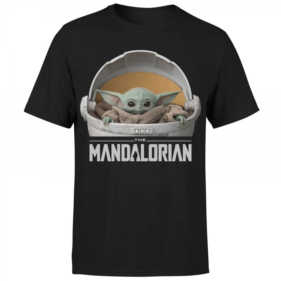 Camiseta papá Yoda Child The Mandalorian